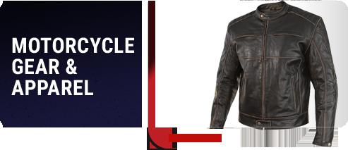 Motorcycle Gear & Apparel